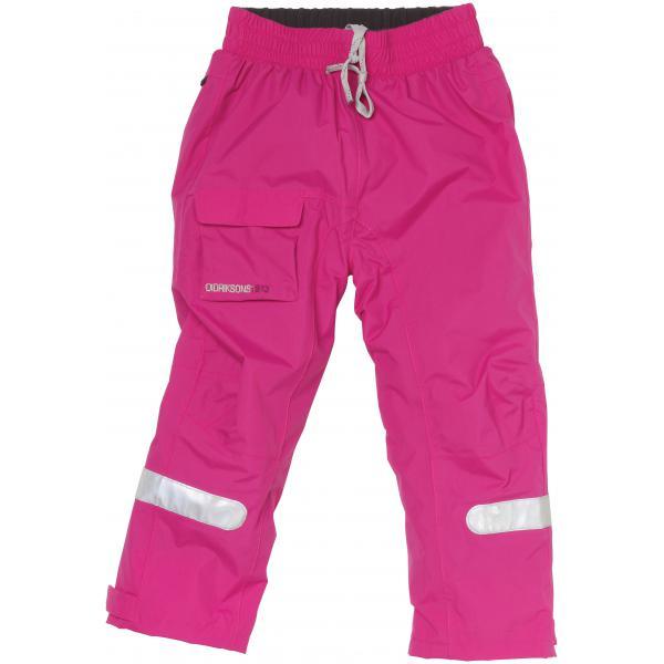 D1913 - Nepremokavé nohavice NOKI - ružová - Funkčné detské ... 403e91b7785