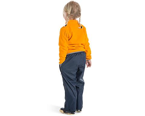 nohavice pre deti do dažďa a vetra