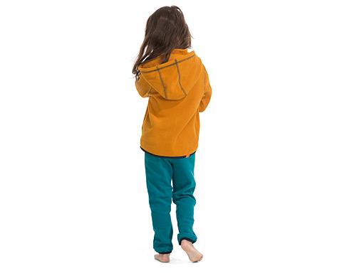 Flísové nohavice MONTE pre deti značky DIDRIKSONS1913