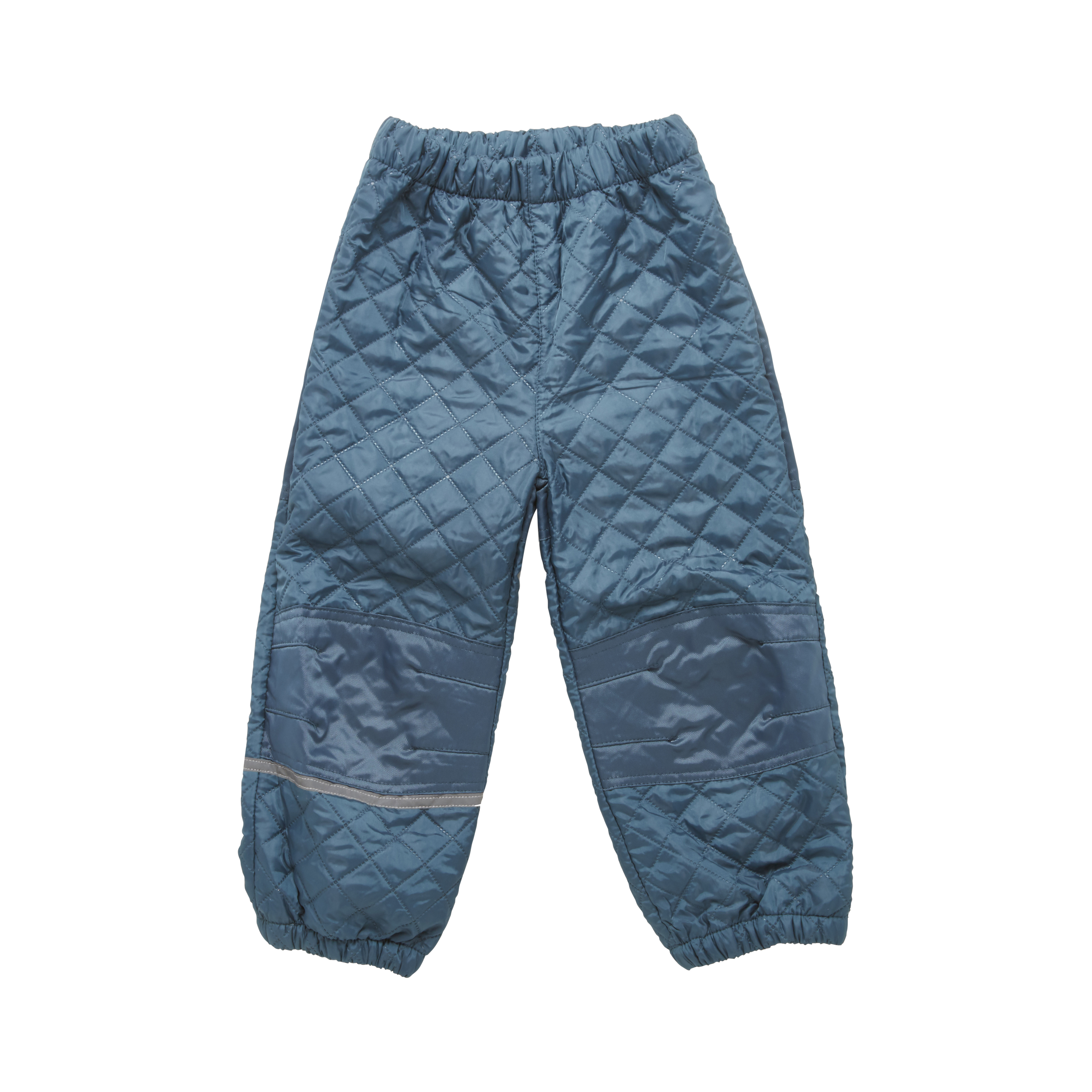 Termo detské prešívané nohavice modrá oceán Celavi