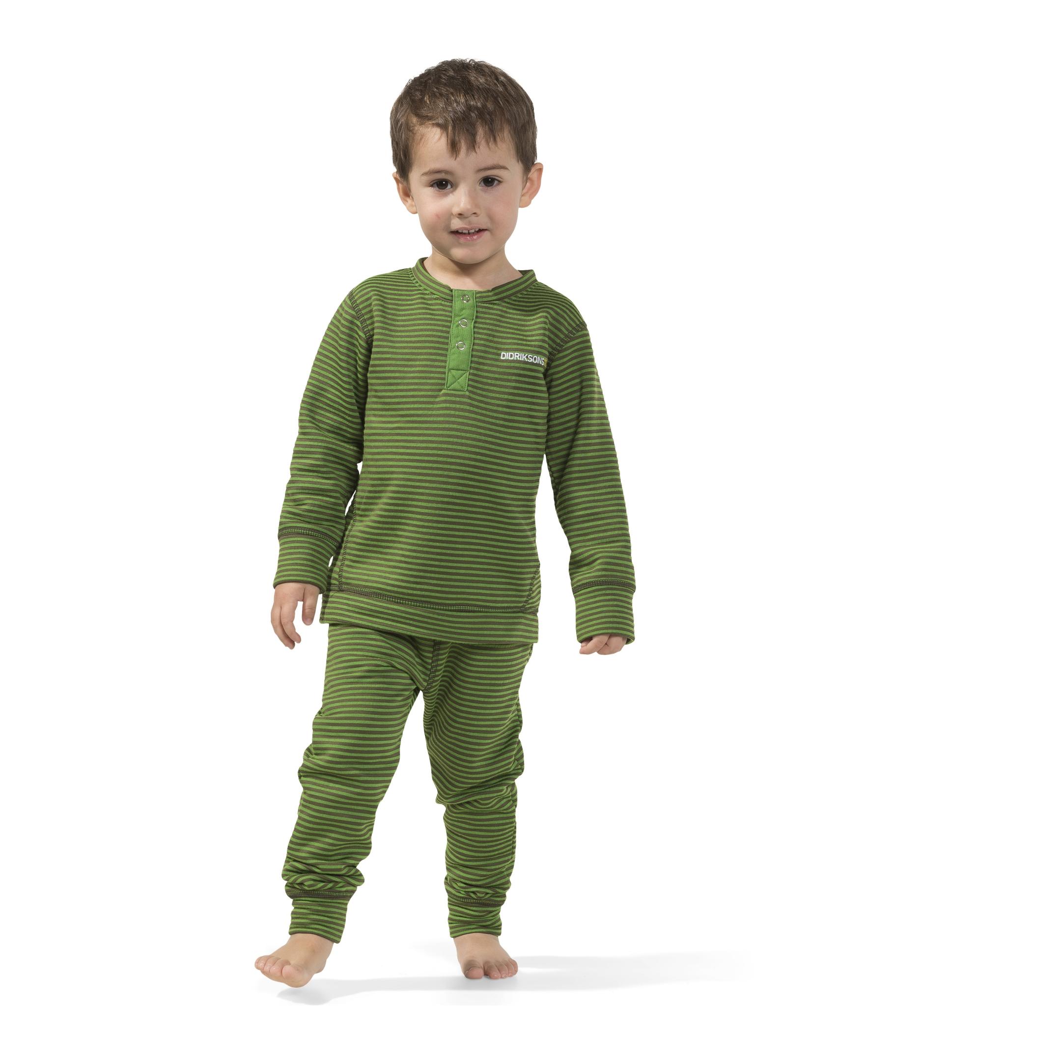 2be474c1a Detský funkčný set MOARRI Didriksons1913 - zelená - Funkčné detské ...