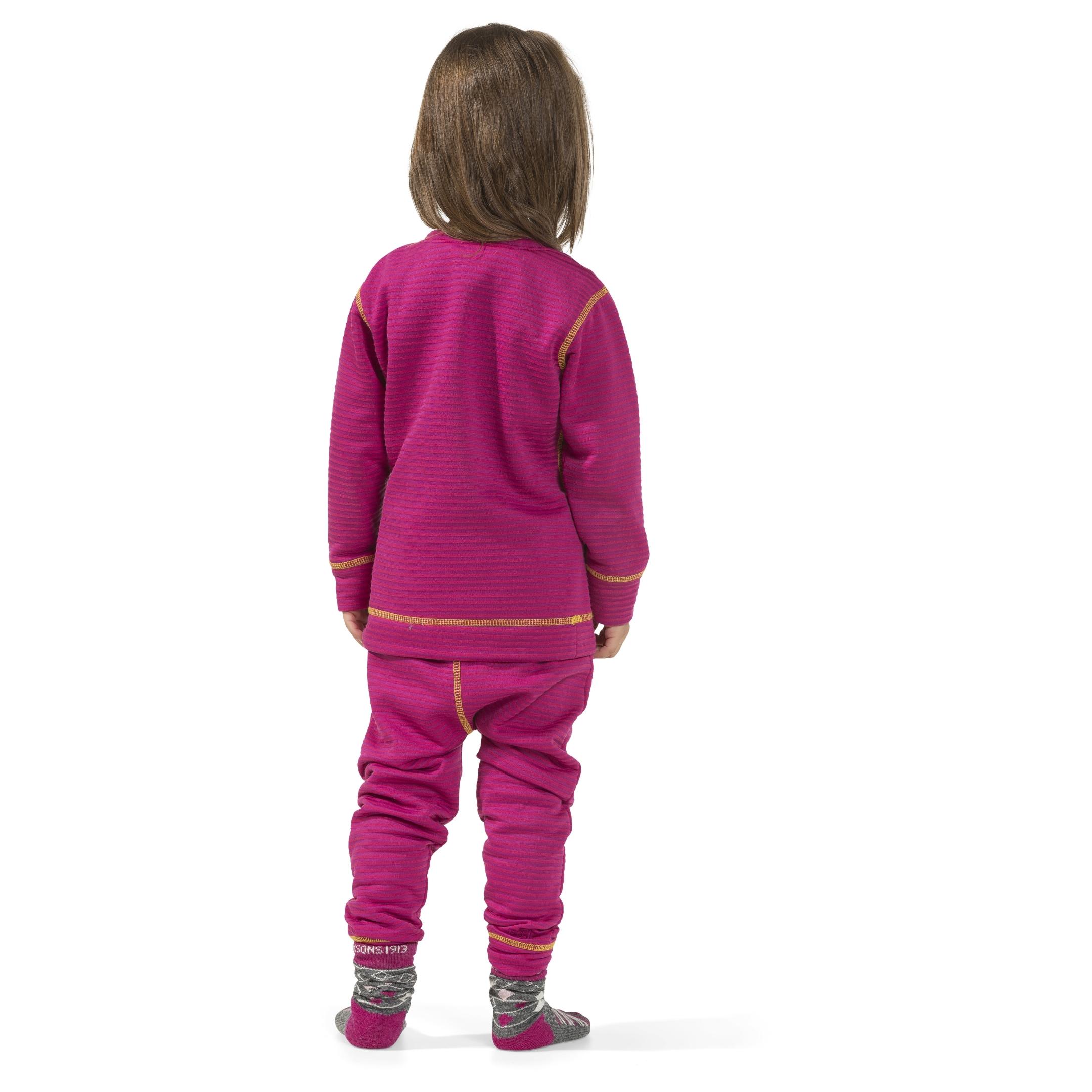 ee9bd7b16 Didriksons1913 - Funkčný detský set MOARRI - ružová prúžky - Funkčné ...