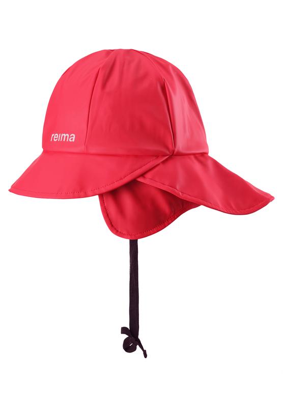 Detsky klobucik do dazda so siltom, ochranou usiek a kruku Reima Rainy 528409-3720_3